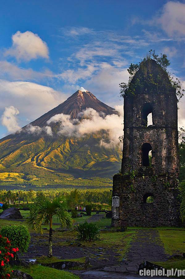 mayon11 W cieniu wielkiego wulkanu