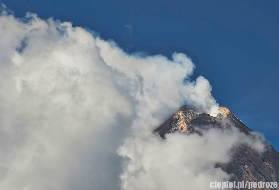 mayon12 W cieniu wielkiego wulkanu