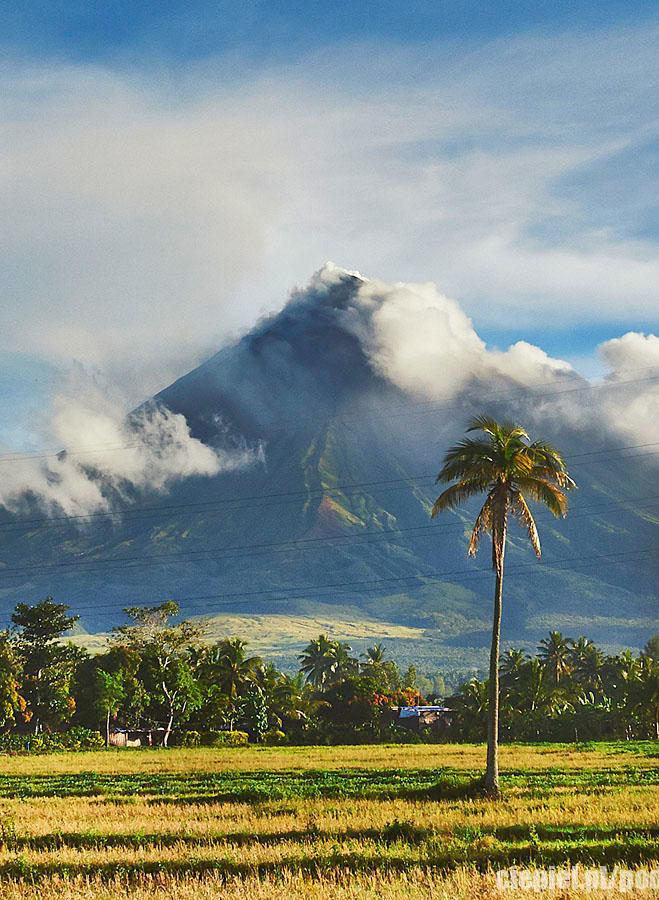 mayon6 W cieniu wielkiego wulkanu