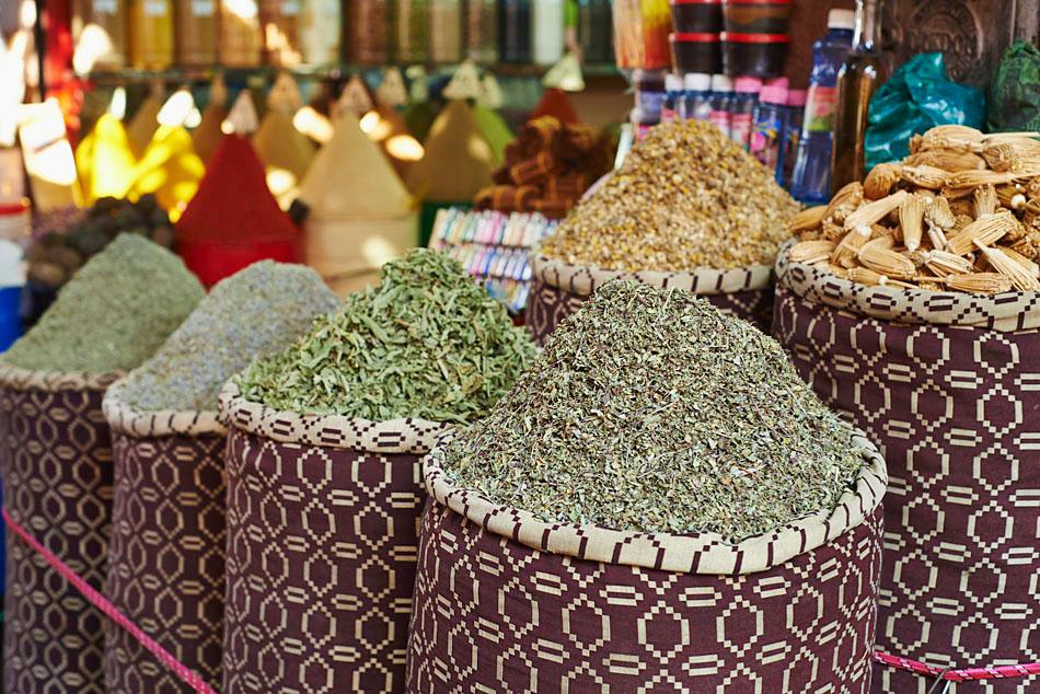 marak3 Egzotyczne Maroko