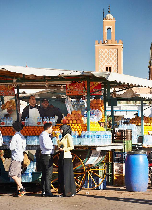 marak66 Egzotyczne Maroko