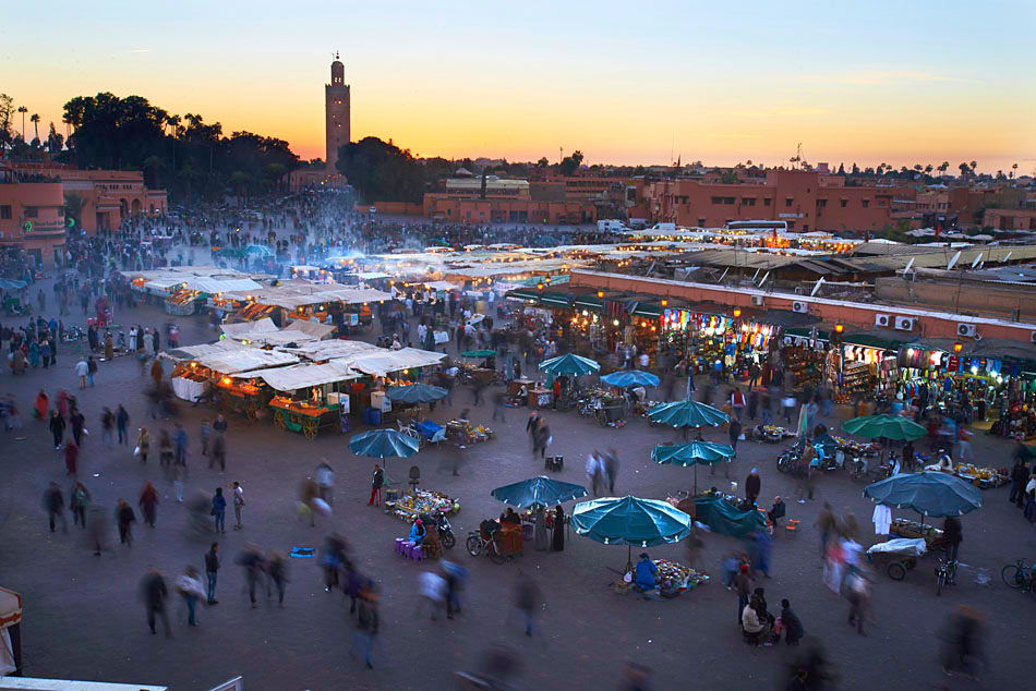 marak75 Egzotyczne Maroko