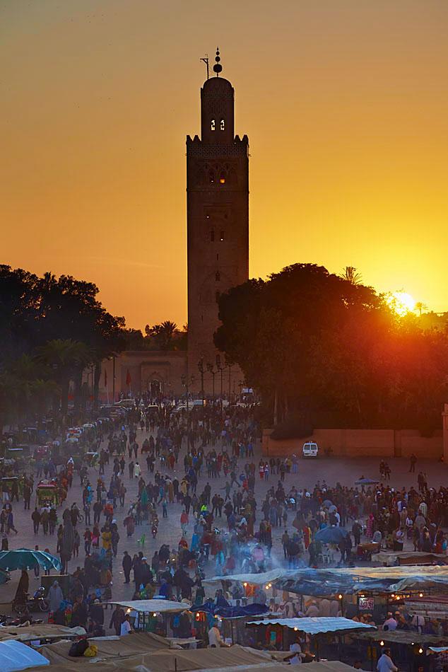 marak76 Egzotyczne Maroko