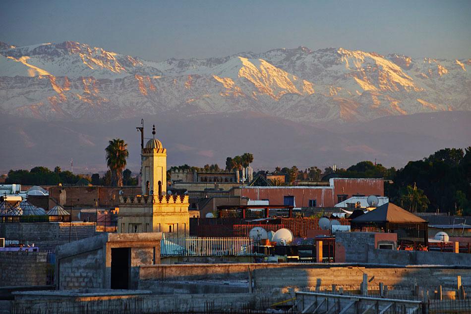 marak77 Egzotyczne Maroko