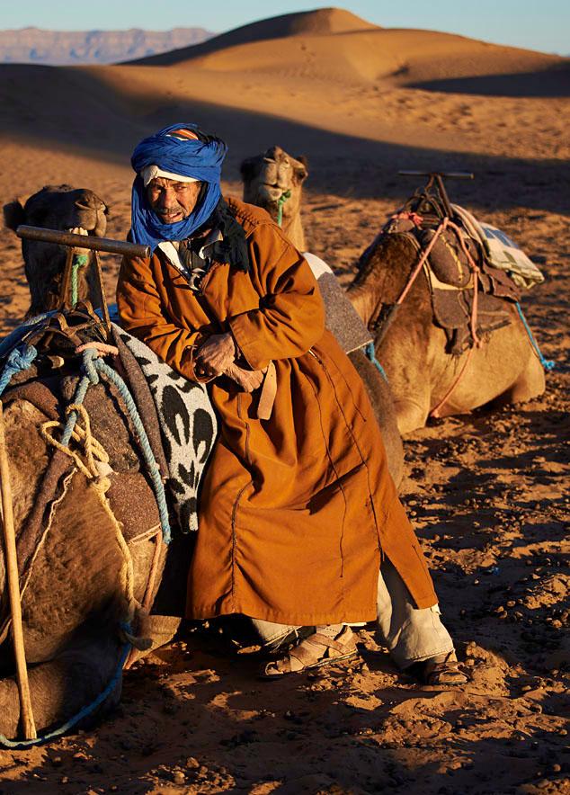 pustynia73 U wrót Sahary