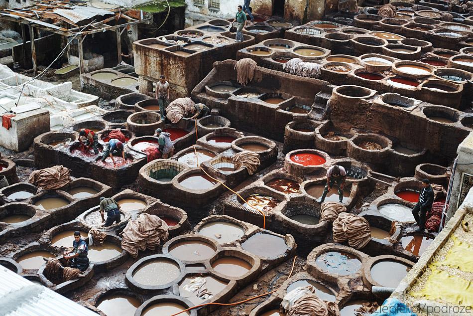 maroko fez zdjecia grzegorz ciepiel 028 Fez   mała podróż w czasie