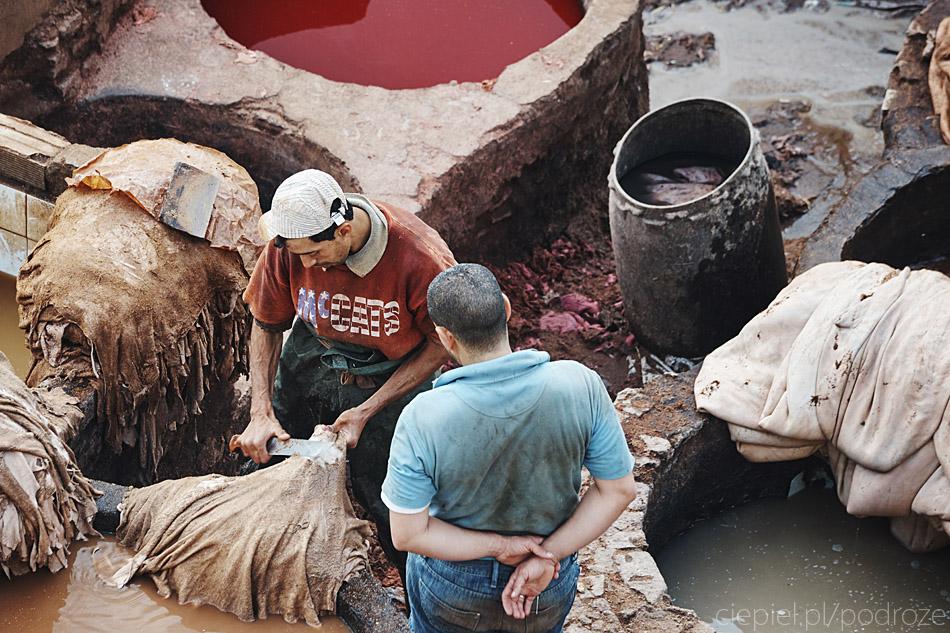 maroko fez zdjecia grzegorz ciepiel 039 Fez   mała podróż w czasie