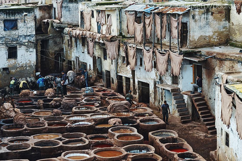 maroko fez zdjecia grzegorz ciepiel 040 Fez   mała podróż w czasie