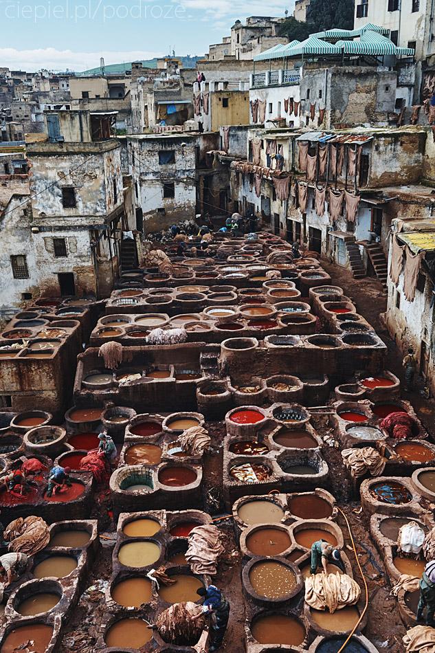 maroko fez zdjecia grzegorz ciepiel 044 Fez   mała podróż w czasie