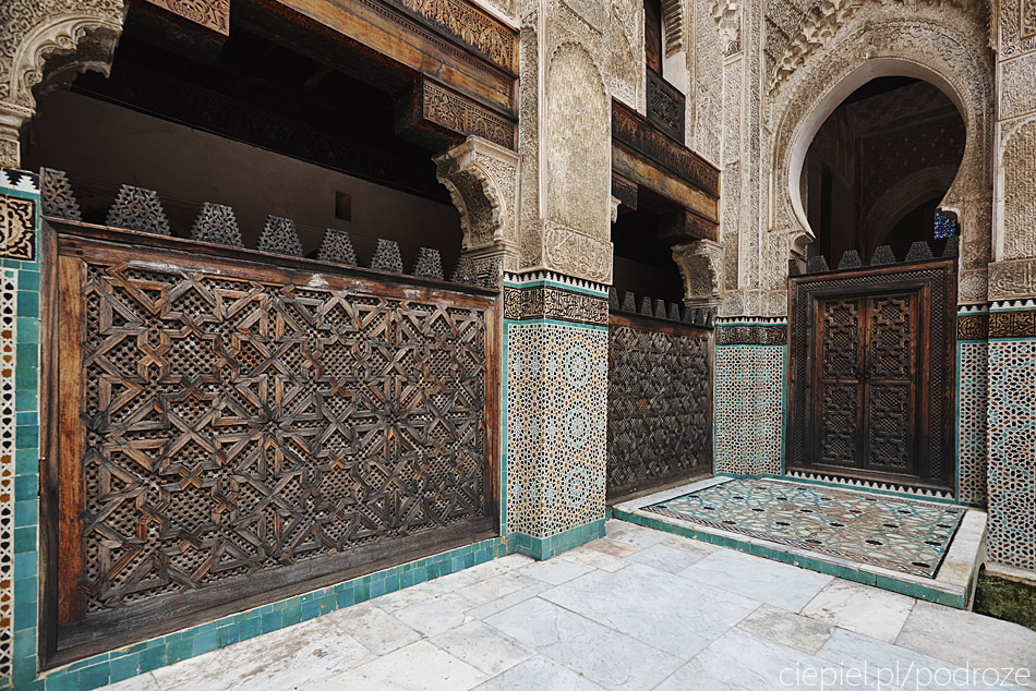 maroko fez zdjecia grzegorz ciepiel 074 Fez   mała podróż w czasie