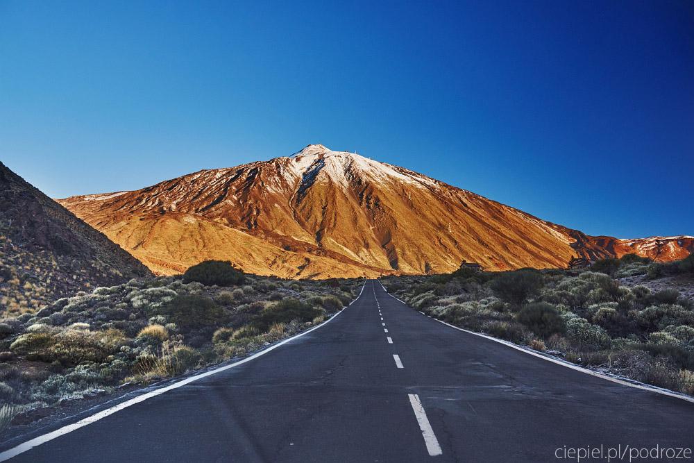 DSC 0535 1 Teide, bliskie spotkanie z wulkanem.