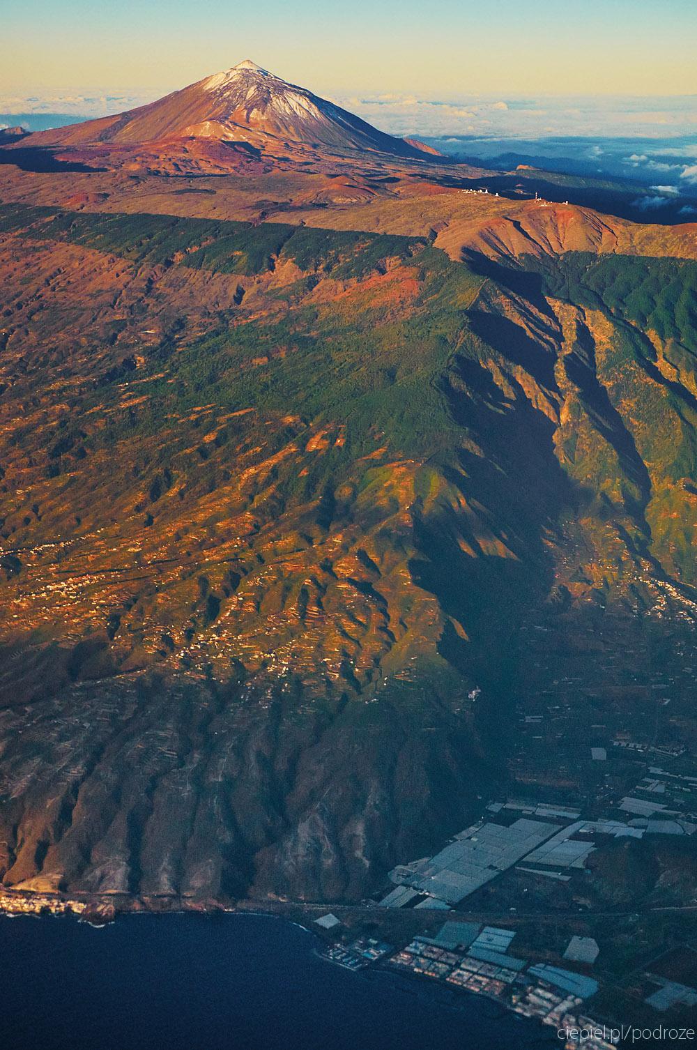 DSC 0544 1 Teide, bliskie spotkanie z wulkanem.