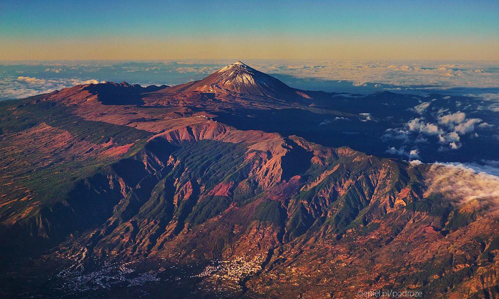 DSC 0553 Teide, bliskie spotkanie z wulkanem.