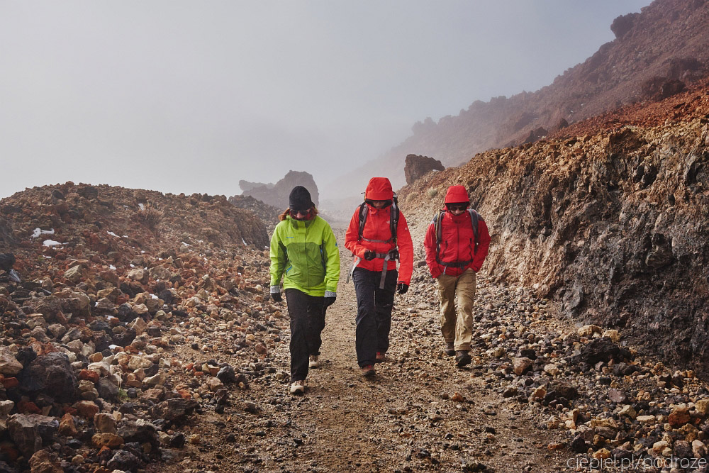 DSC 0561 2 Teide, bliskie spotkanie z wulkanem.