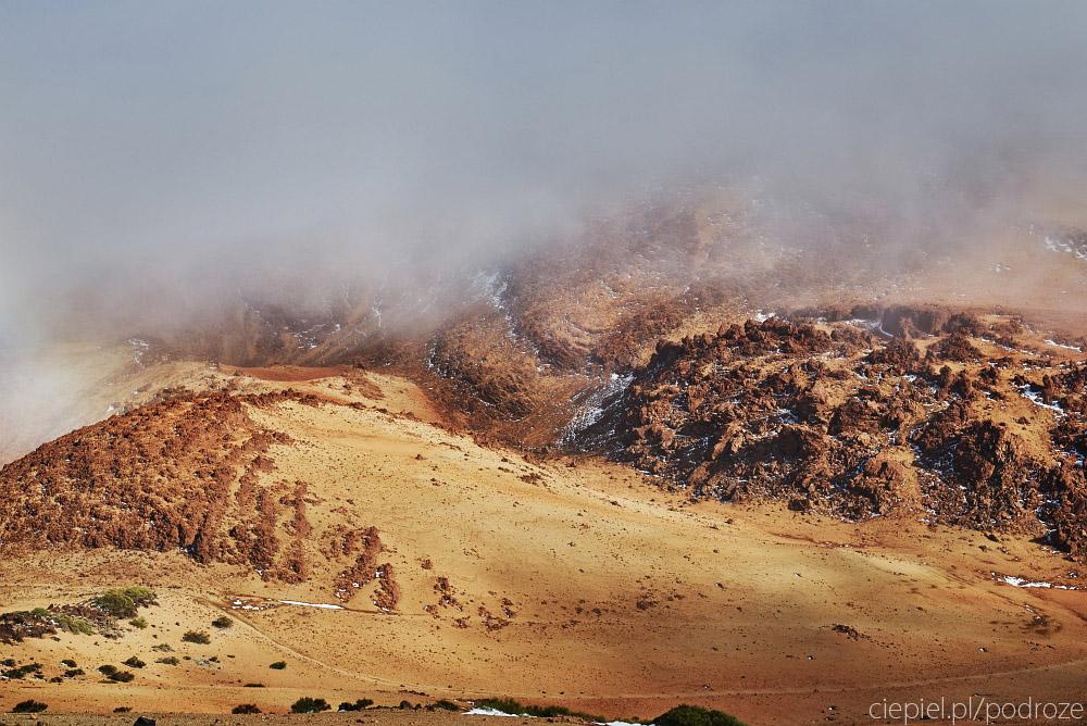 DSC 0628 Teide, bliskie spotkanie z wulkanem.