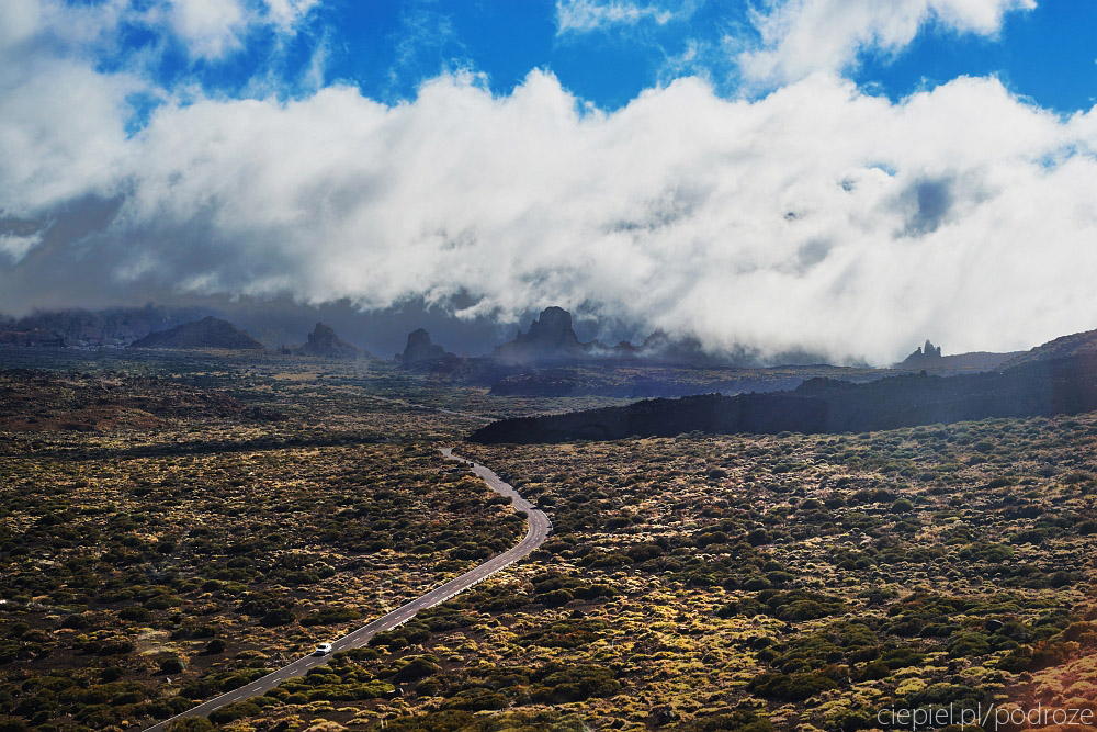 DSC 0635 Teide, bliskie spotkanie z wulkanem.