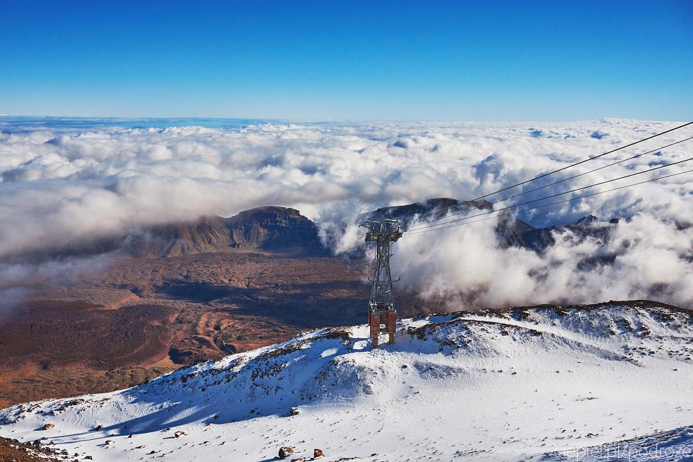DSC 0639 Teide, bliskie spotkanie z wulkanem.