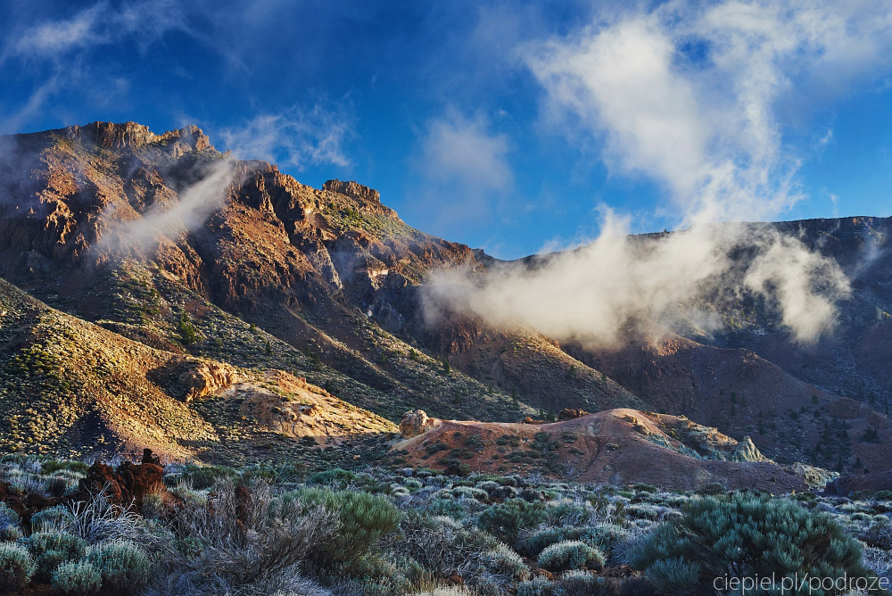 DSC 0691 1 Teide, bliskie spotkanie z wulkanem.