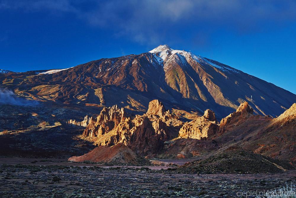 DSC 0699 1 Teide, bliskie spotkanie z wulkanem.