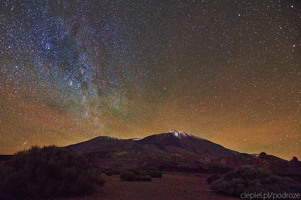 DSC 0743 2 Teide, bliskie spotkanie z wulkanem.