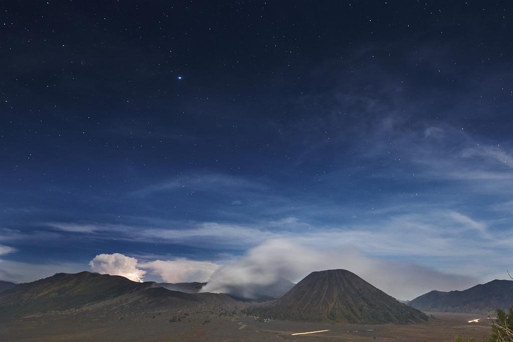 indonezja 0386 W krainie wulkanów