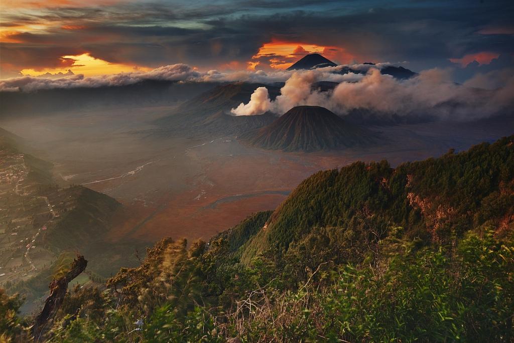 indonezja 0401 W krainie wulkanów