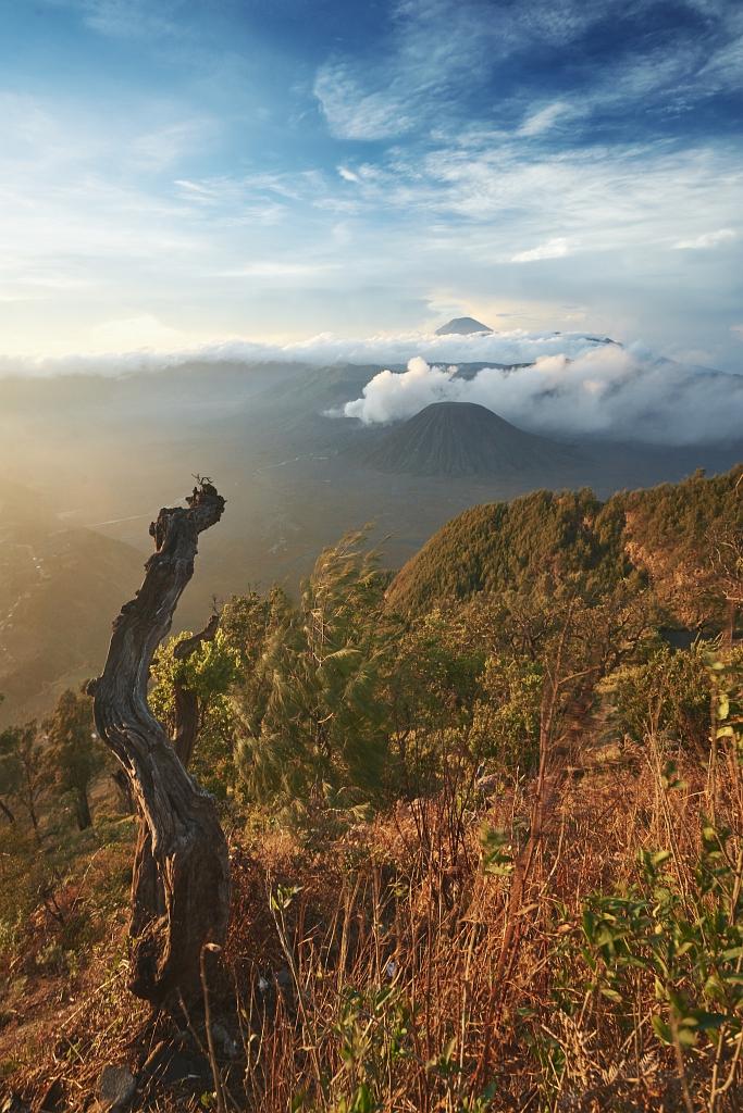 indonezja 0412 W krainie wulkanów