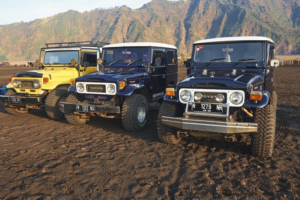 indonezja 0430 W krainie wulkanów