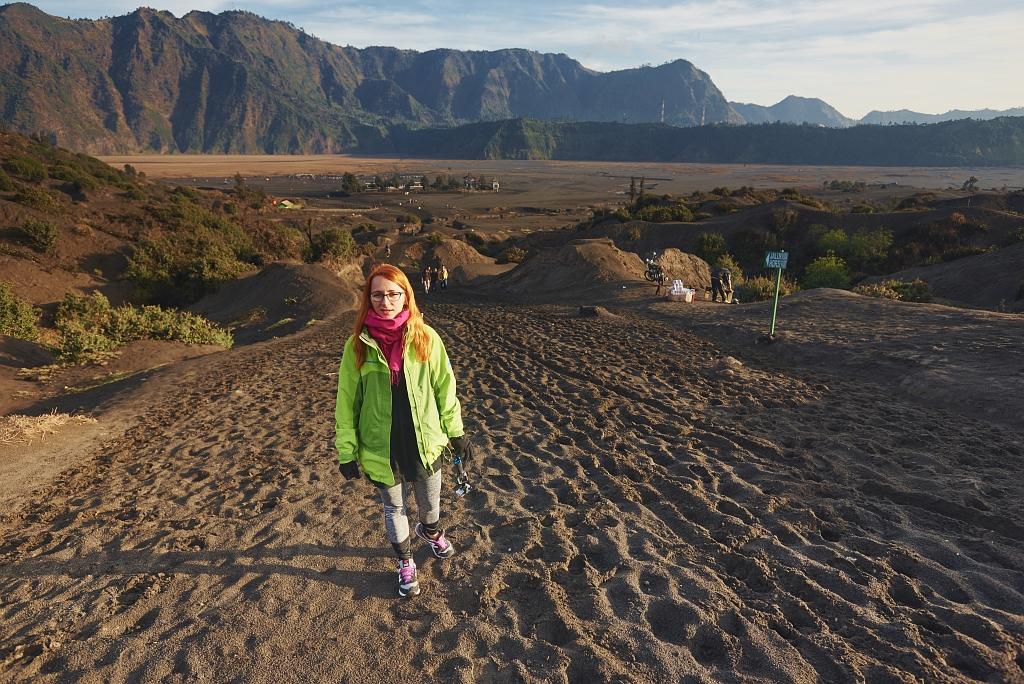 indonezja 0435 W krainie wulkanów
