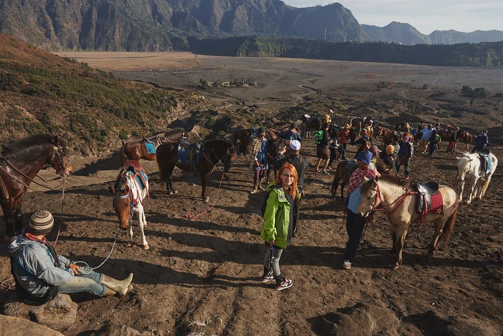 indonezja 0450 W krainie wulkanów