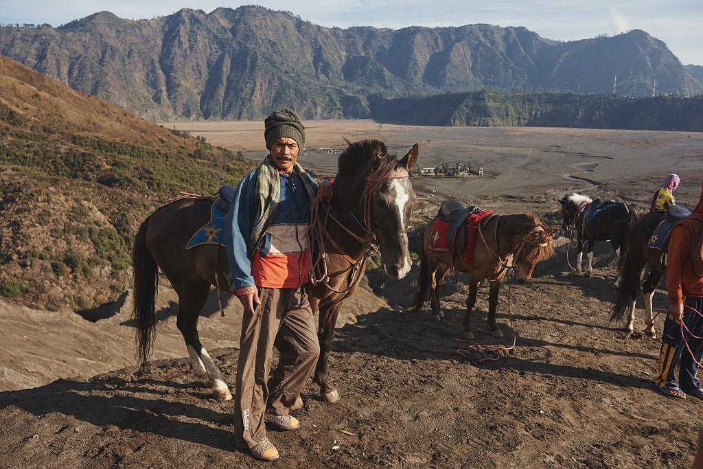 indonezja 0451 W krainie wulkanów
