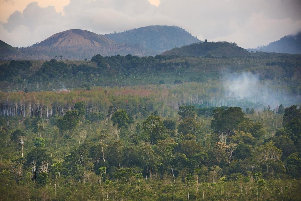 indonezja 0492 W krainie wulkanów