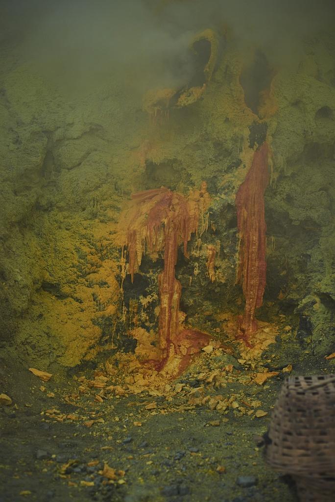 indonezja 0521 W siarkowym piekle   Wulkan Ijen