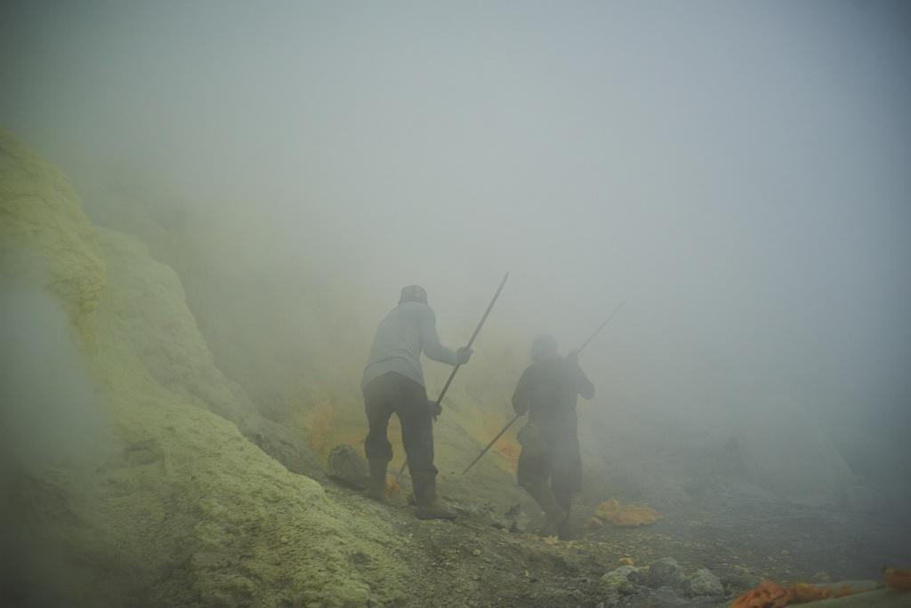 indonezja 0522 W siarkowym piekle   Wulkan Ijen
