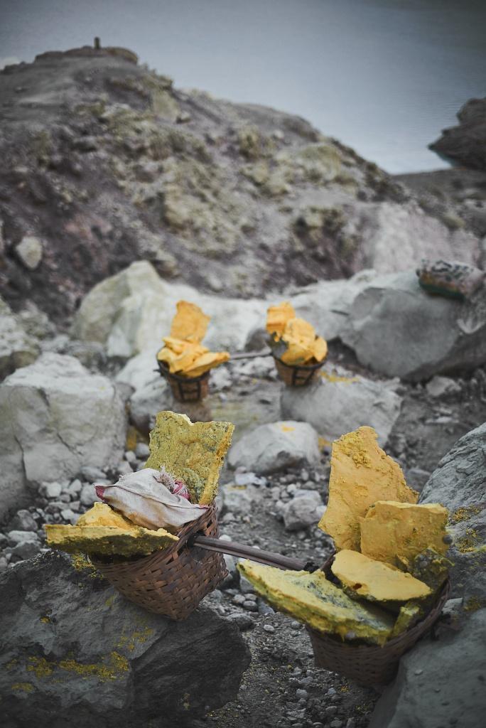 indonezja 0558 W siarkowym piekle   Wulkan Ijen