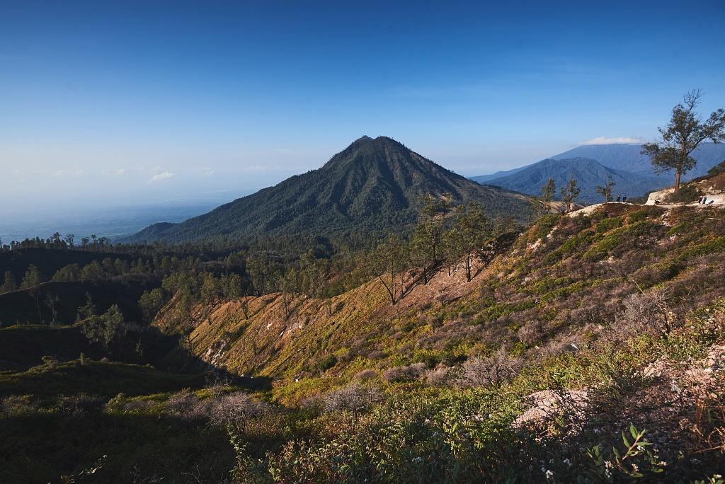 indonezja 0610 W siarkowym piekle   Wulkan Ijen
