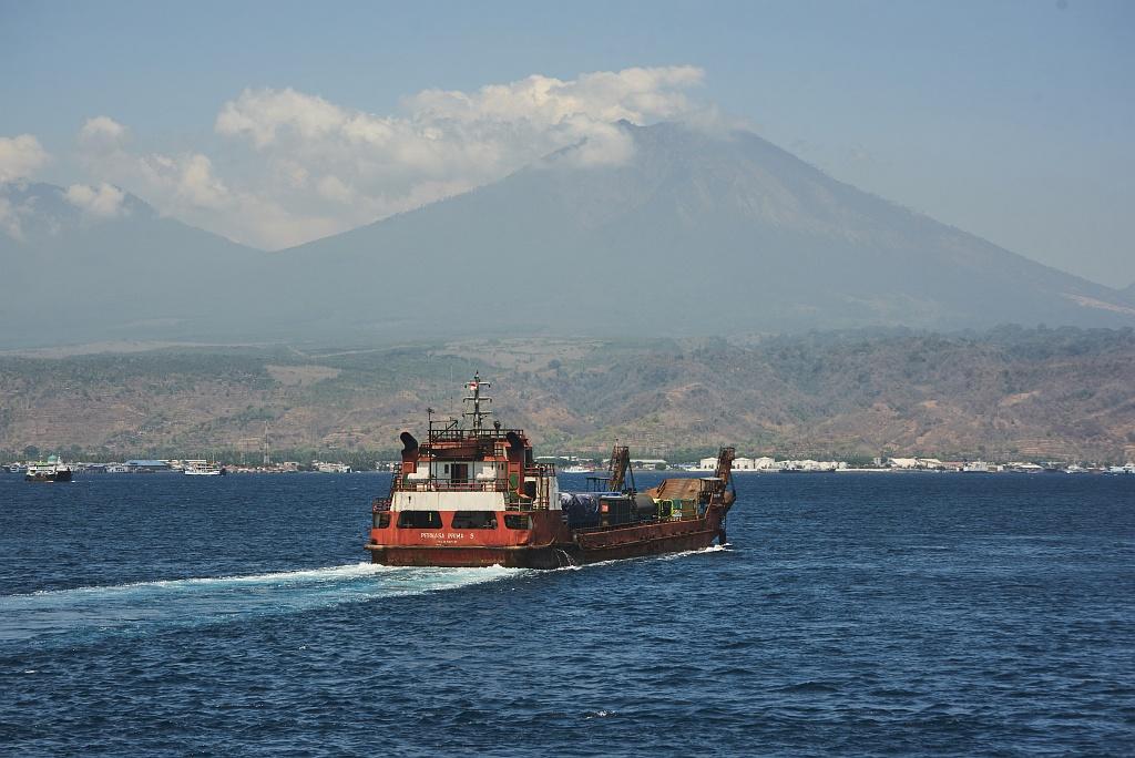 indonezja 0649 Pemuteran, cicha wioska na wyspie Bali