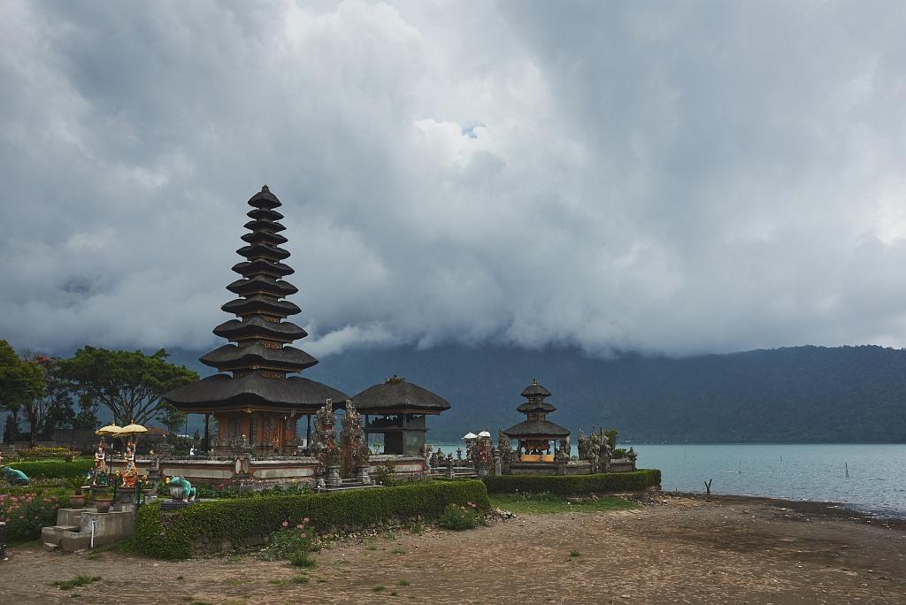 indonezja 0677 Pemuteran, cicha wioska na wyspie Bali