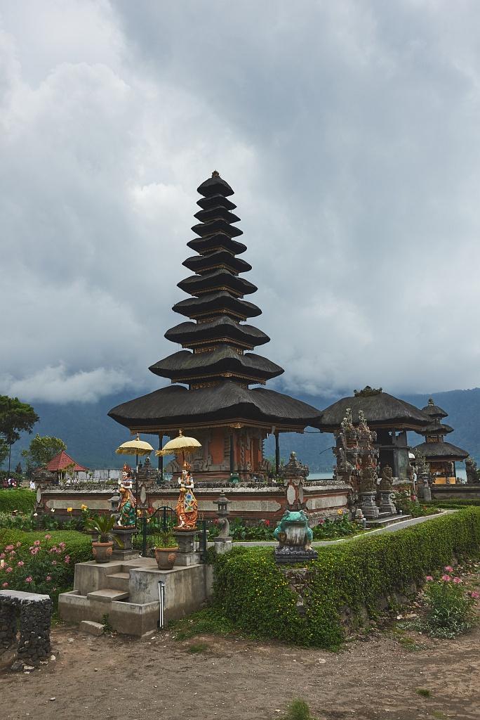 indonezja 0679 Pemuteran, cicha wioska na wyspie Bali