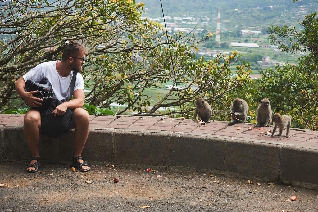 indonezja 0699 Pemuteran, cicha wioska na wyspie Bali