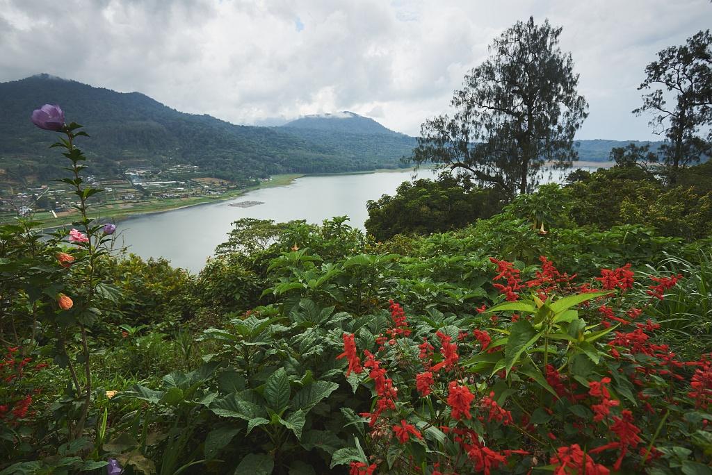 indonezja 0711 Pemuteran, cicha wioska na wyspie Bali