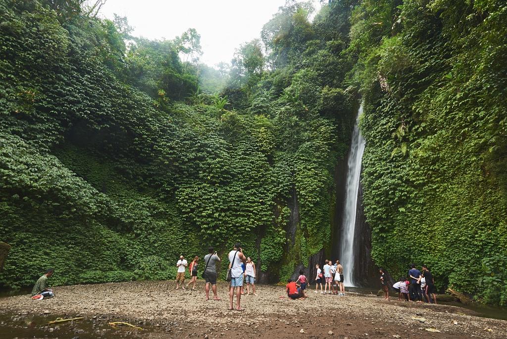 indonezja 0757 Pemuteran, cicha wioska na wyspie Bali