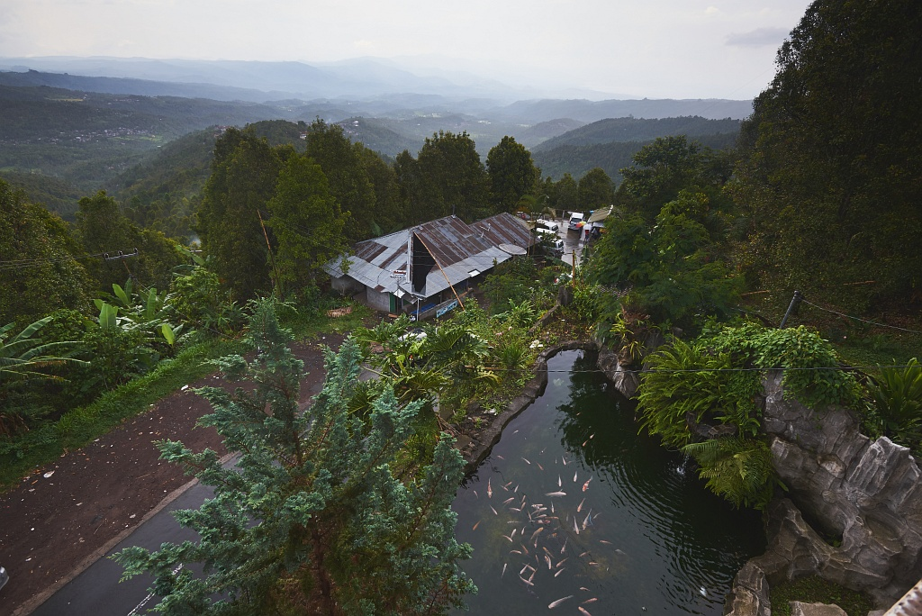 indonezja 0783 Pemuteran, cicha wioska na wyspie Bali