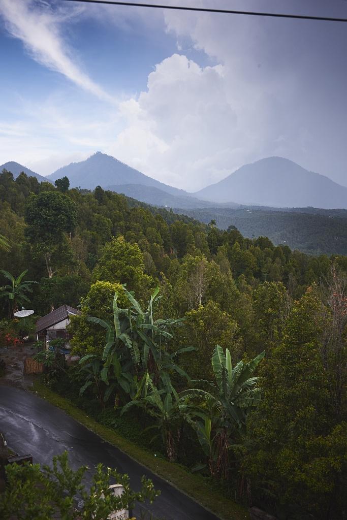 indonezja 0787 Pemuteran, cicha wioska na wyspie Bali