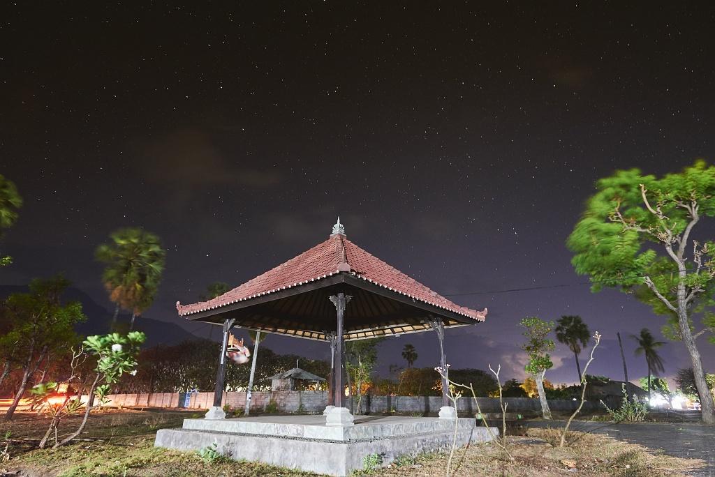 indonezja 0827 Pemuteran, cicha wioska na wyspie Bali