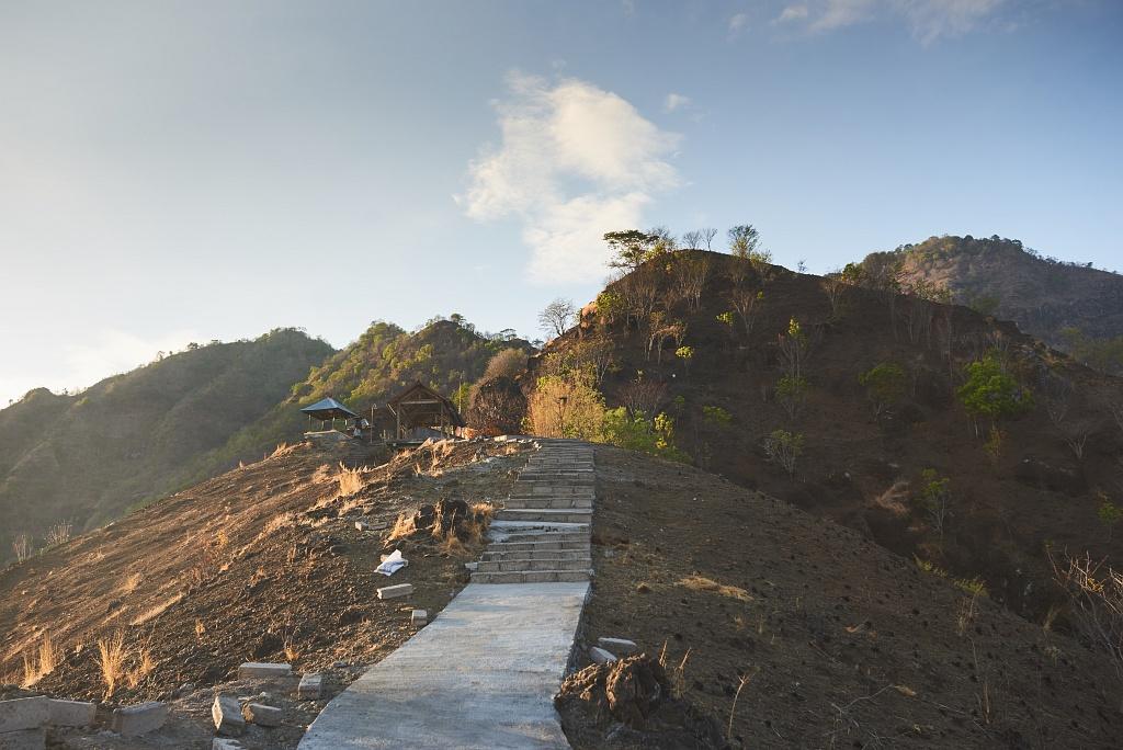 indonezja 0873 Pemuteran, cicha wioska na wyspie Bali
