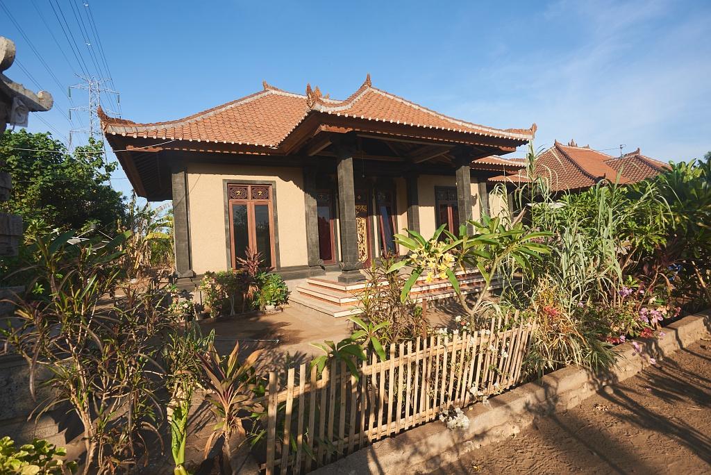 indonezja 0920 Pemuteran, cicha wioska na wyspie Bali
