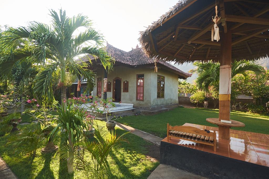 indonezja 0923 Pemuteran, cicha wioska na wyspie Bali