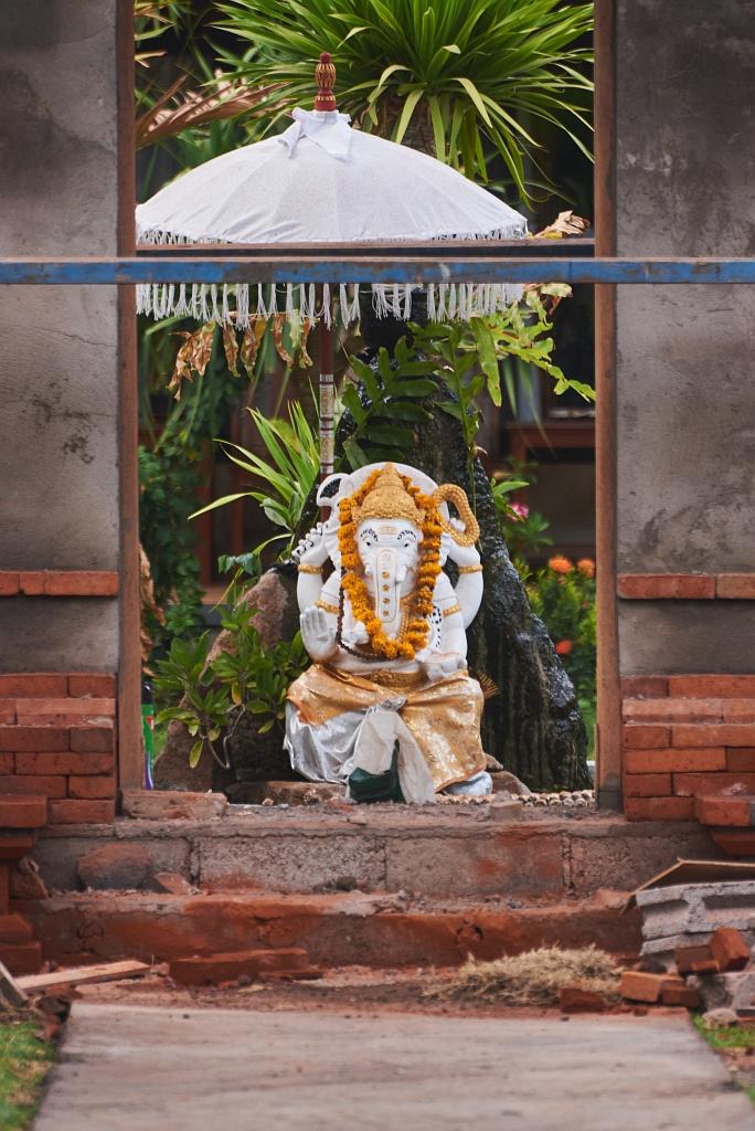 indonezja 0935 Pemuteran, cicha wioska na wyspie Bali