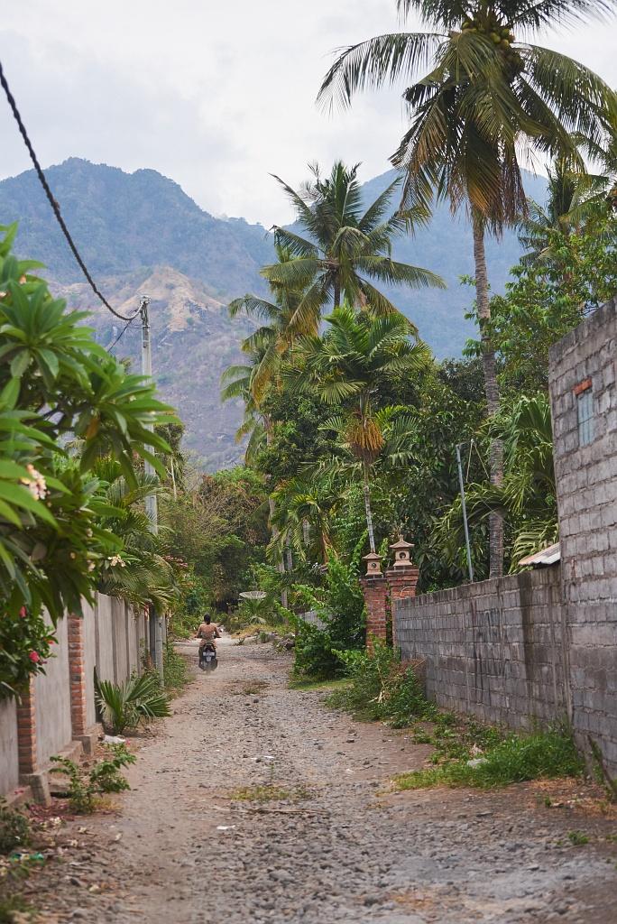 indonezja 0936 Pemuteran, cicha wioska na wyspie Bali